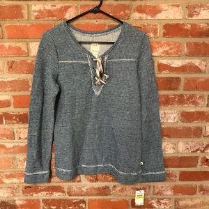 NWT Lucky Brand long sleeve shirt (109)